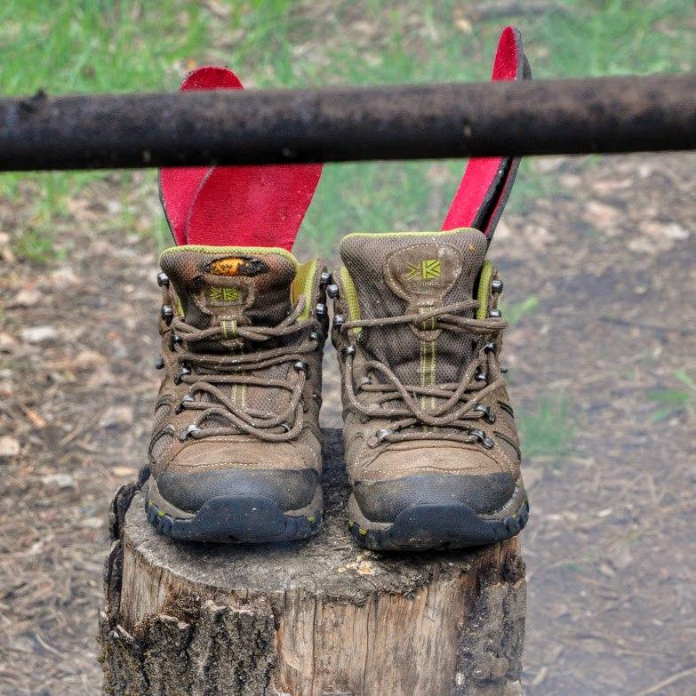Обувь в походе