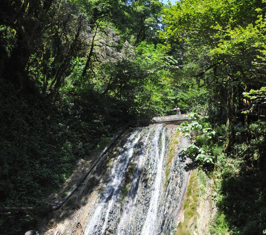 33 Водопада. Первая ступень