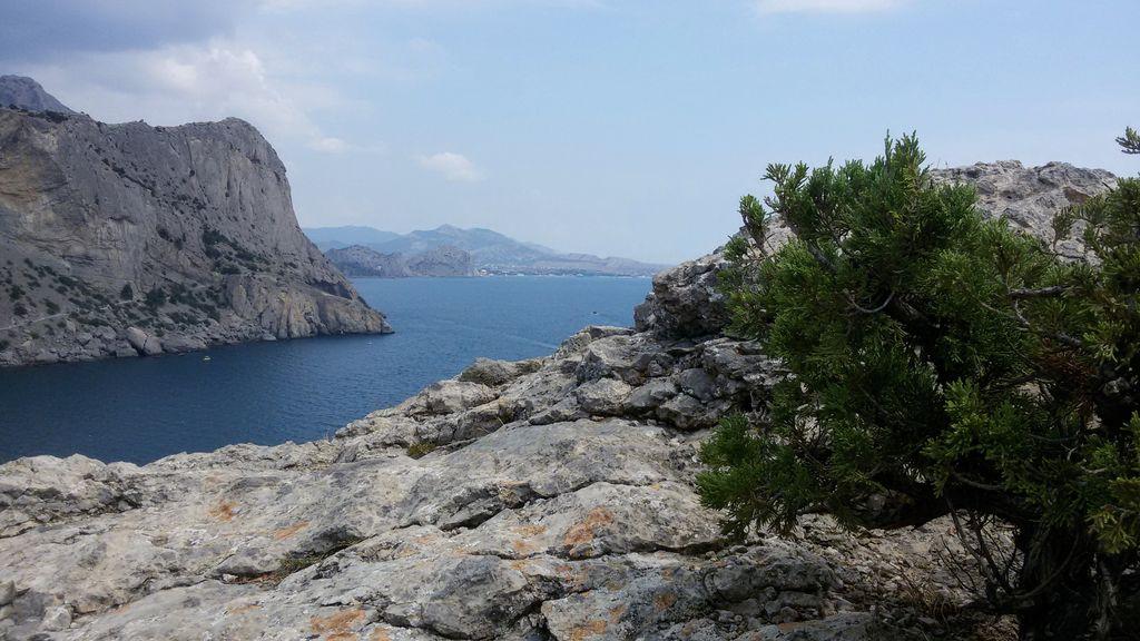 Новый свет. Крым. Бюджетные путешествия