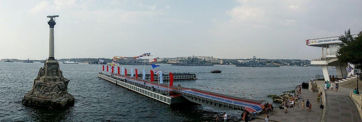 Крым на две недели. Севастополь