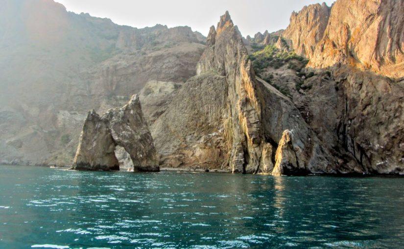 В Крым на  две недели. План поездки и экскурсий