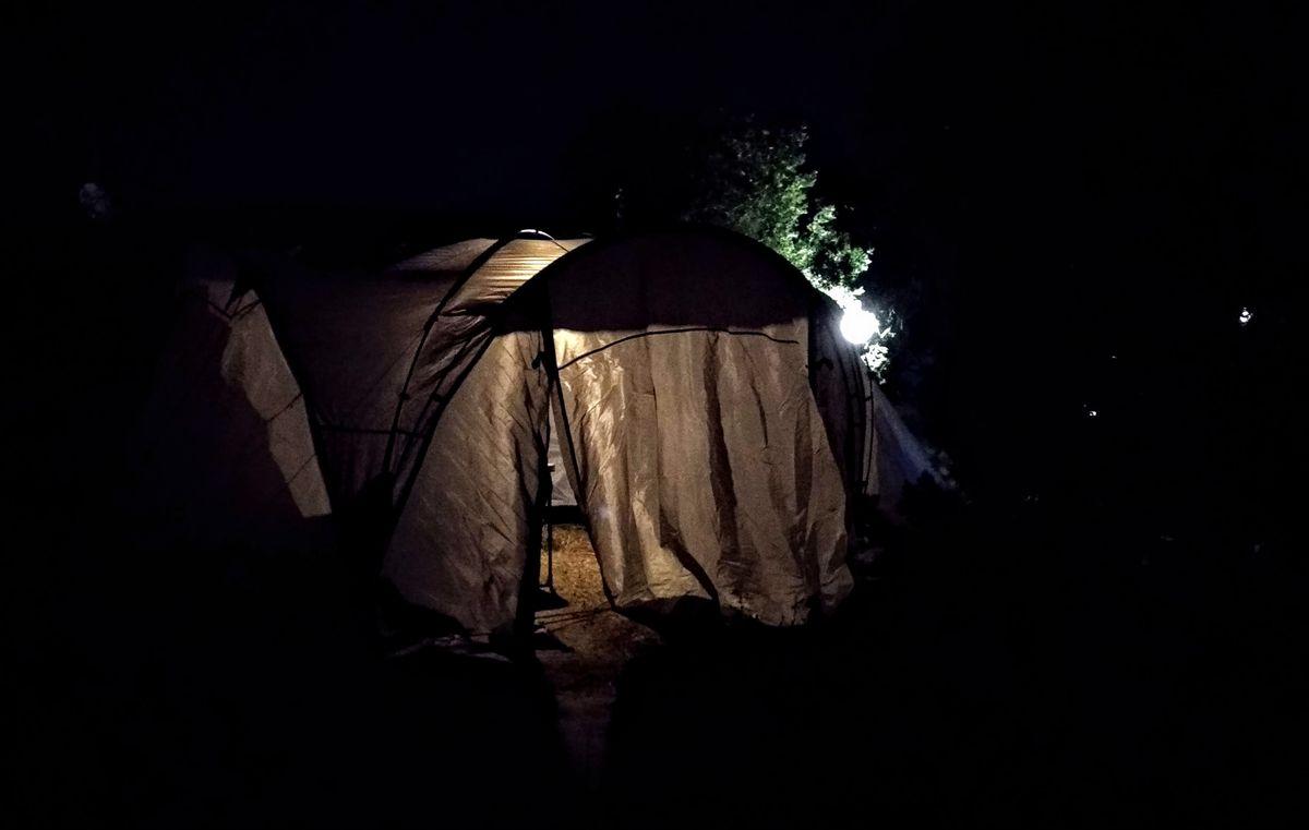 В Коктебель с палаткой