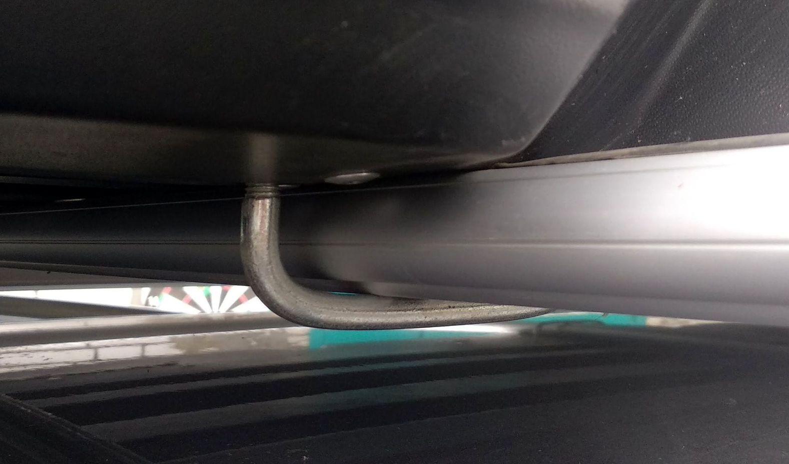 Крепление автобокса Turino 1