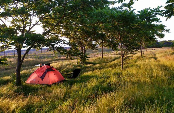 Кемпинг в Грузии Geocamp. В Грузию с палаткой